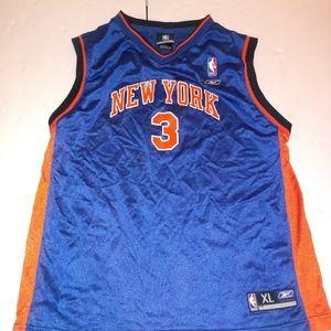 New York Knicks Stephon Marbury Youth XL (18-20)